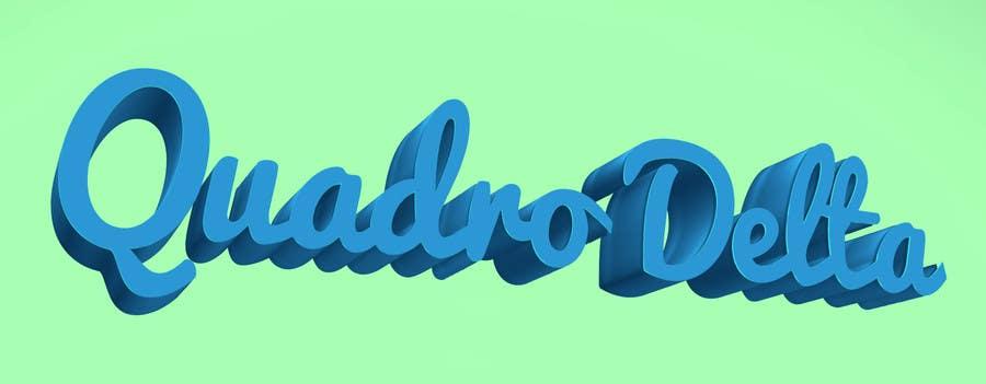 Inscrição nº                                         103                                      do Concurso para                                         Design Logo and INTRO video for Quadro Delta