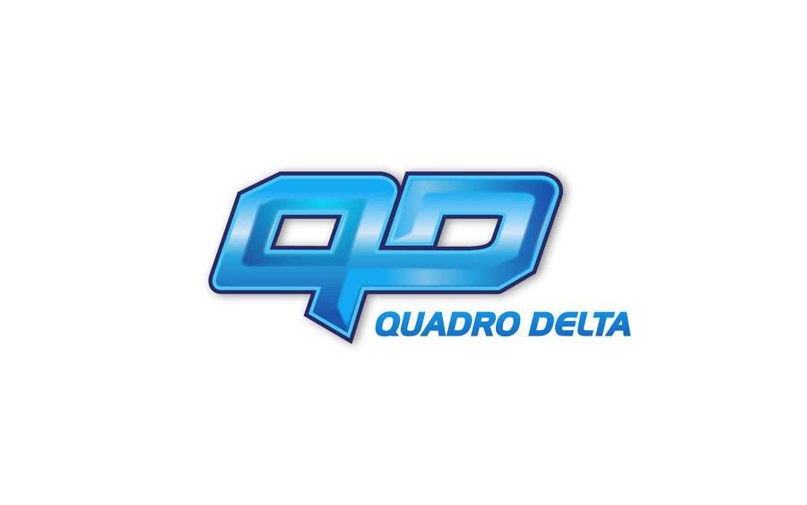 Inscrição nº                                         25                                      do Concurso para                                         Design Logo and INTRO video for Quadro Delta