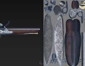 #3 for PBR-Texturing of 3D Model for use in game by Pidiong