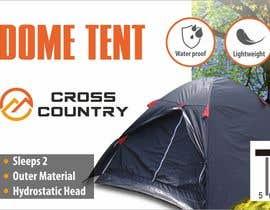 #23 cho Packing Design - Camping Products bởi romanpetsa