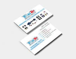 #128 for business card design - YouTe by parthoprothim