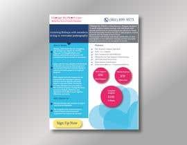 #13 for Design a Flyer by Pran7ik