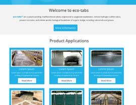 #5 cho Design a Website Mockup for Ecologic Water Cleaning Company bởi omwebdeveloper