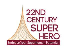 #56 for Logo for my book 22nd Century Superhero by BlaBlaBD