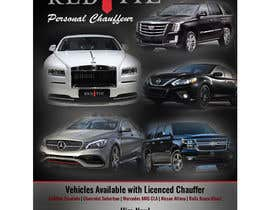 #19 for Chauffeur Flyer by printrungraphics
