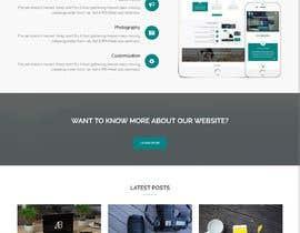 #10 cho Design a Website Mockup for Wordpress bởi souravhalder016