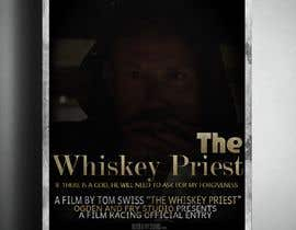 """#8 for Create a Movie Poster - """"The Whiskey Priest"""" by eduardgreciuc"""