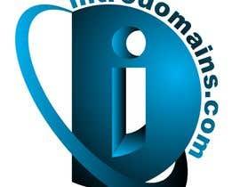 #24 untuk Design a Logo / Typeface for Introdomains.com oleh sainsdesign