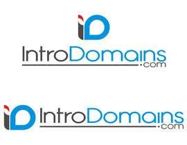 #20 untuk Design a Logo / Typeface for Introdomains.com oleh asnan7