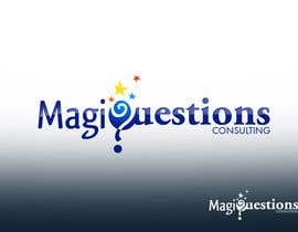 #68 za Logo Design for MagiQuestions Consulting od twindesigner
