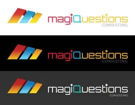 #203 para Logo Design for MagiQuestions Consulting de mindspacelx