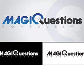 #139 για Logo Design for MagiQuestions Consulting από tiffont