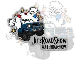 #26 for Jiu-Jitsu Road Show by NewSeedStudio17