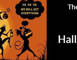 #108 cho Design a Fun Website Banner - Halloween theme bởi tipu19742003