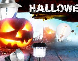 #98 cho Design a Fun Website Banner - Halloween theme bởi Oskars89