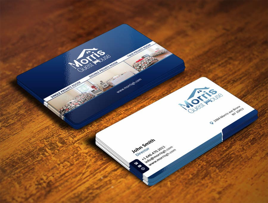 House Business Cards - Architectural Designs