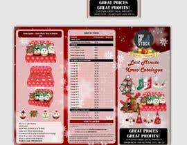 #8 for Create a Christmas Themed Tri-Fold Brochure / Product Catalogue by ridwantjandra