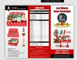#9 for Create a Christmas Themed Tri-Fold Brochure / Product Catalogue by ridwantjandra