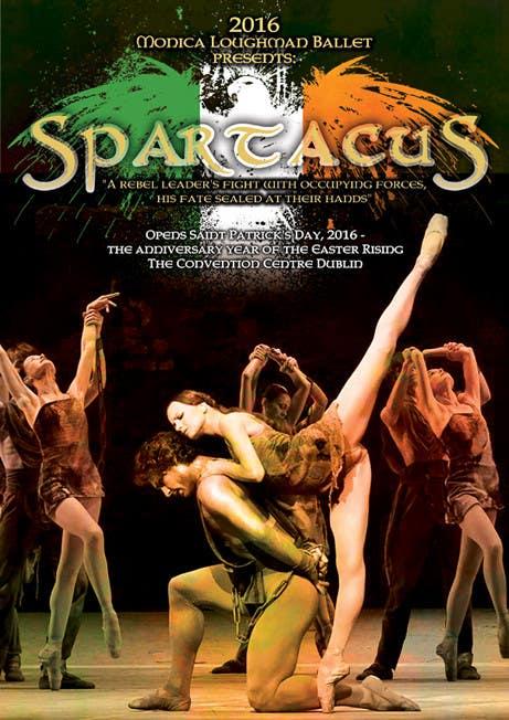 Inscrição nº 25 do Concurso para Graphic Design for ballet company for a ballet called Spartacus