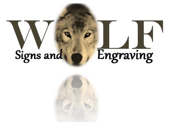 Bài tham dự cuộc thi #                                        76                                      cho                                         Logo Design for Wolf Signs