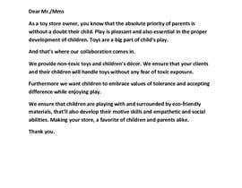 #7 для Sales letter от moradjrou