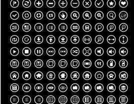 #103 cho Thin circle outline Icons AND Desktop wallpapers bởi noornada
