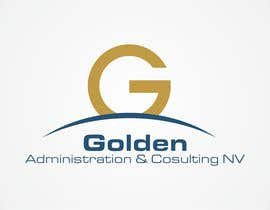 "#108 untuk Design a Logo for ""Golden Administration & Consulting N.V."" oleh Astagrapia"