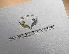 """#85 untuk Design a Logo for """"Golden Administration & Consulting N.V."""" oleh ibed05"""