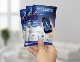 #25 untuk Design Brochure for sales mobile application oleh infosouhayl