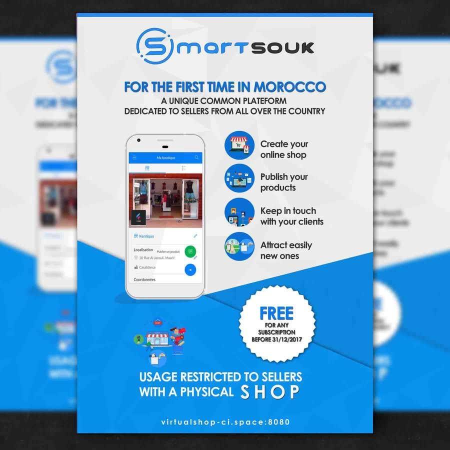 Penyertaan Peraduan #43 untuk Design Brochure for sales mobile application