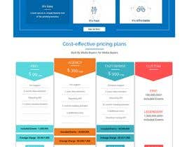 #7 для Design a Website Mockup For Tracking Software от ravinderss2014