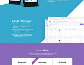 #17 для Design a Website Mockup For Tracking Software от happyweekend
