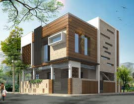 #54 for Architecture exterior design of a renovation project by surjit1975