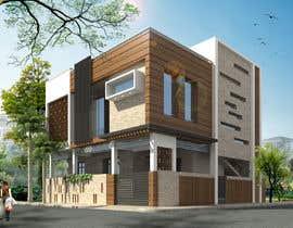 nº 54 pour Architecture exterior design of a renovation project par surjit1975