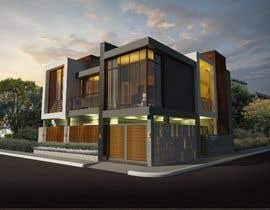 nº 45 pour Architecture exterior design of a renovation project par ARVANZ