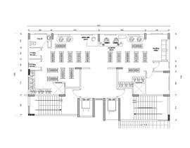 #5 for To design 2d interior space & furniture layout by Autocad for ladies fashion atelier by yanwar58