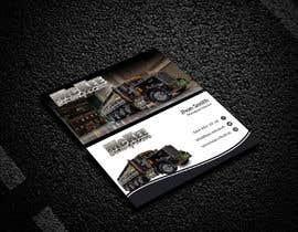 Nro 546 kilpailuun Business Card design käyttäjältä clippinglab