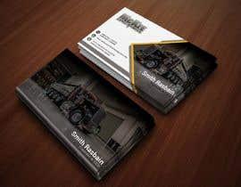 Nro 530 kilpailuun Business Card design käyttäjältä MnhNayeem