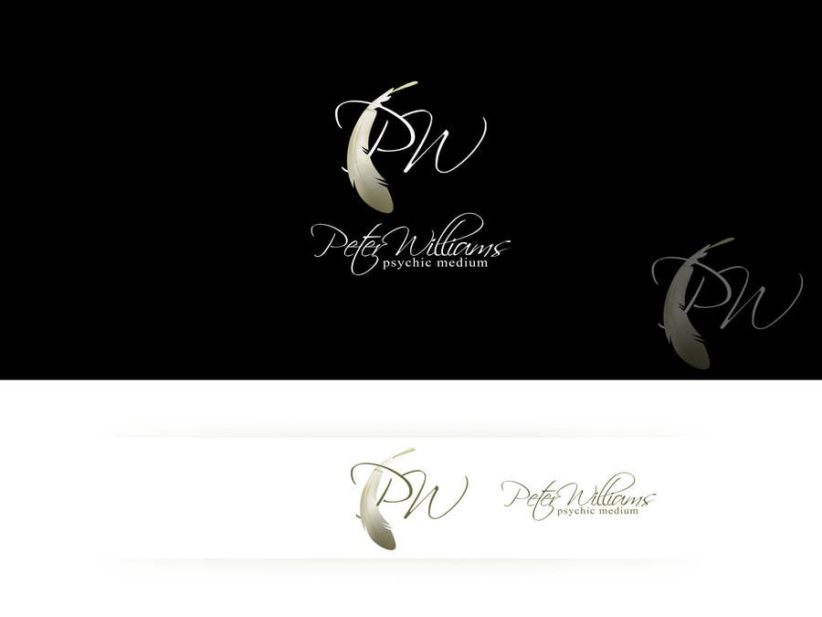 Proposition n°241 du concours Logo Design for Peter Williams Psychic-Medium