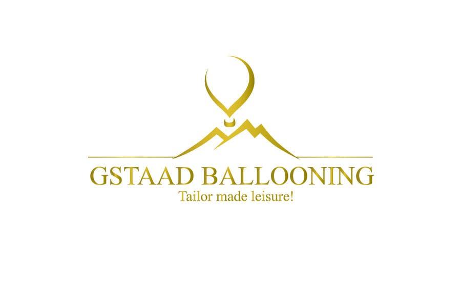 Logo Design For Hot Air Balloon Company Graphic Design