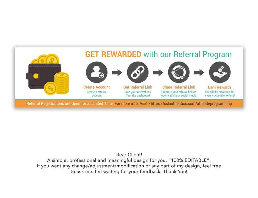 Entry #21 by ArbazAnsari for Design a referral program