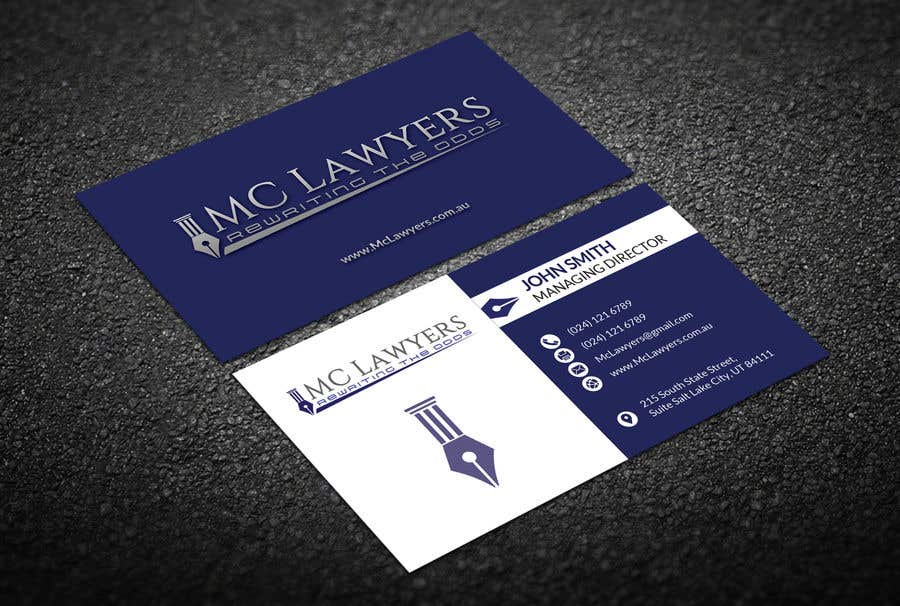 Entry 160 By Shahnewazharun For Design Some Business Cards Freelancer