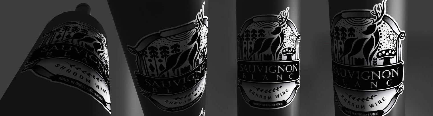 Inscrição nº 76 do Concurso para Wine Logo Design --- Finland reindeer
