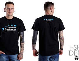#31 for Design a T-Shirt for the Freelancer.com messaging team by FredrikWei