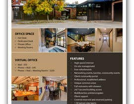 nº 38 pour FLYER for Coworking Office Space for Rent par uniquegraphix