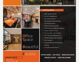 nº 93 pour FLYER for Coworking Office Space for Rent par ayanchy2167