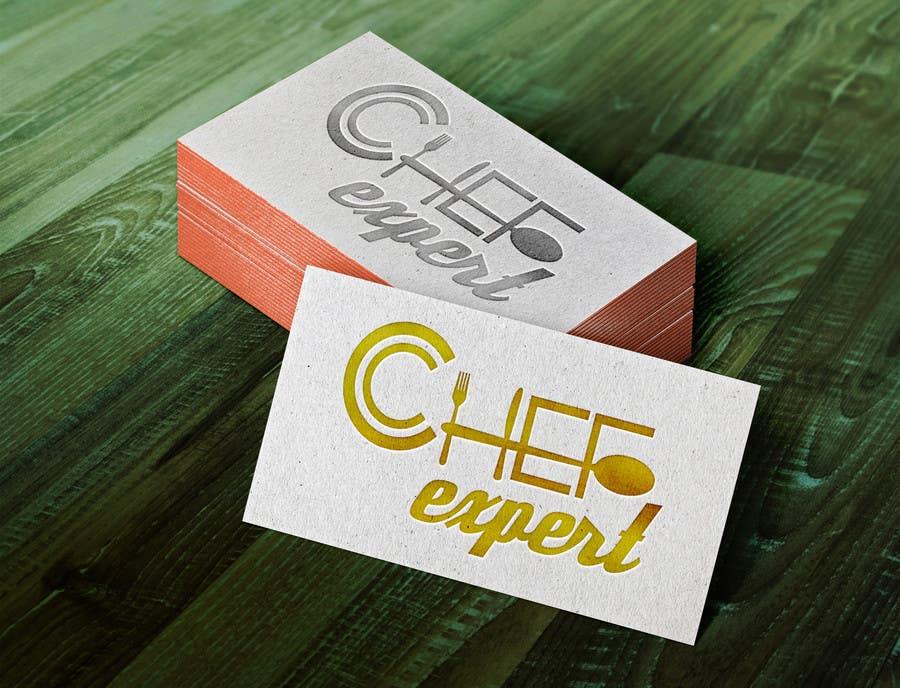Inscrição nº                                         61                                      do Concurso para                                         Logo for site chef.expert