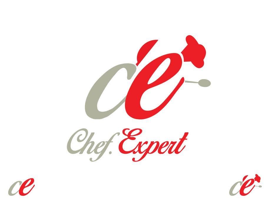 Inscrição nº                                         149                                      do Concurso para                                         Logo for site chef.expert