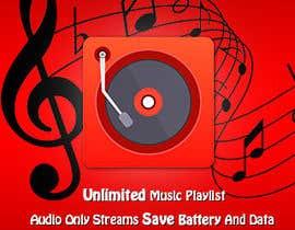 #10 for Design interstitial Banner for MusicLove af rifayulkabeer