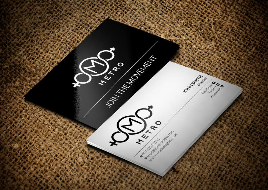 Entry #29 by renelyncamil for Design some Business Cards for my ...